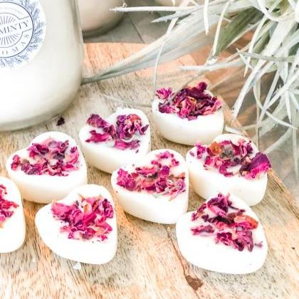 Soy Wax Melts Rosemary & Lemongrass..