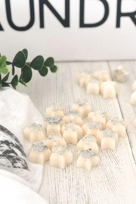 HANDMADE Natural Soy Wax Melts Fresh Linen Vegan summer